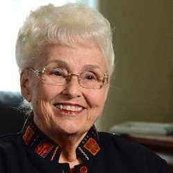 Tribute to Gloria Jabaut, 1933 – 2019