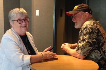 Norma Jaeger Inducted into Goldstein Hall of Fame